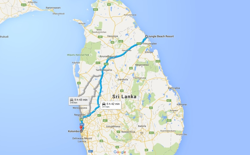 Šrilanka_19. dan