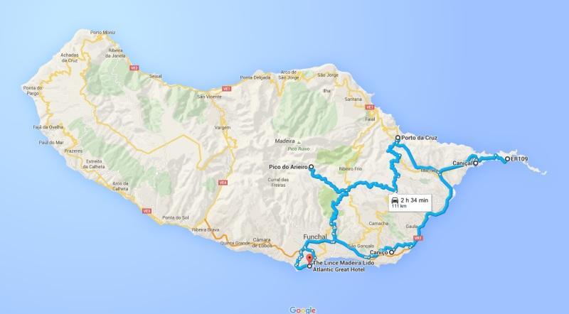 Madeira_vzhodni krog