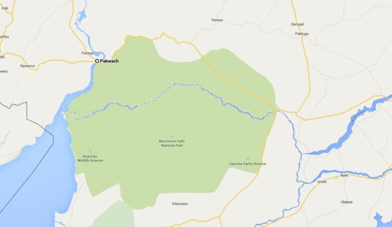 15_Uganda_Pakwach - Murchison Falls NP - Pakwach  (10. dan)