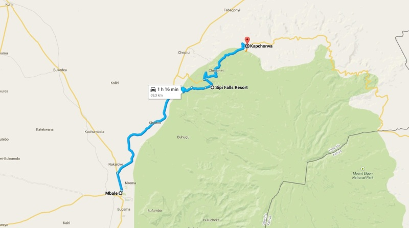 17_Uganda_Mbale - Sipi Falls - Kaphorwa - Mbale (12. dan)