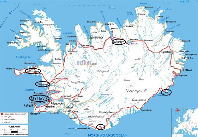 Iceland-road-map_Andreja&Matjaz_prenočišča