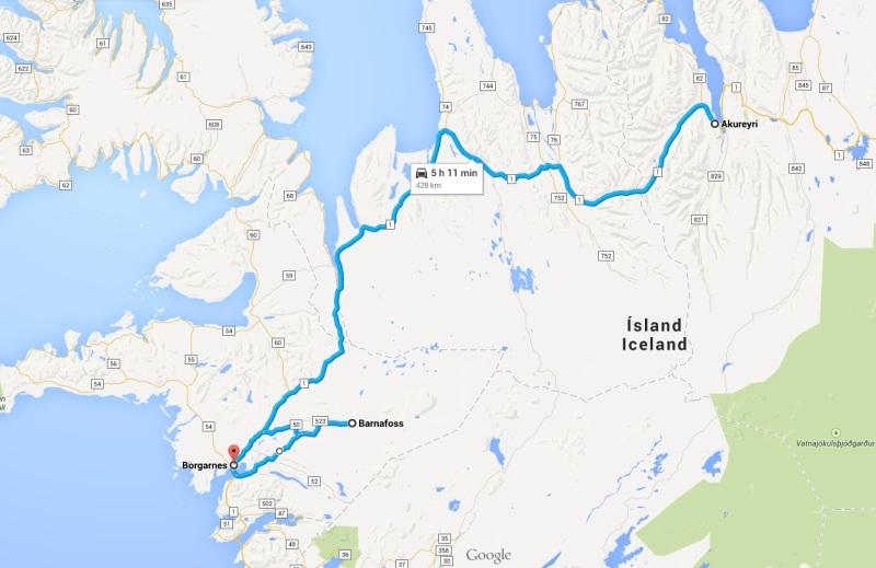Islandija - 7. dan