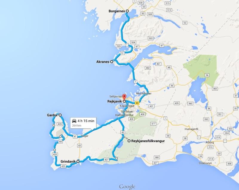 Islandija - 8. dan