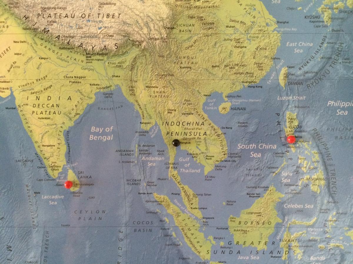 VIETNAM IN KAMBODŽA: Kdaj, zakaj in kako?